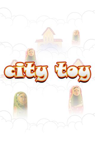 City Toy Memory Match Kid Game- screenshot
