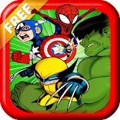 Superhero Puzzle Games