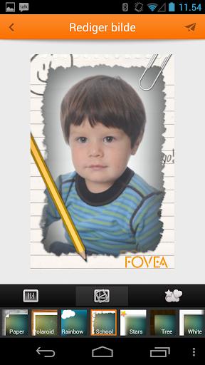 【免費攝影App】Fovea portrett-APP點子