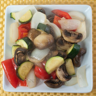 Mixed Vegetable With Mushroom Recipes.