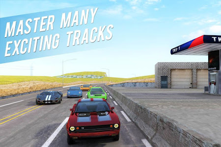 Real Race: Asphalt Road Racing 1.0 screenshot 16195