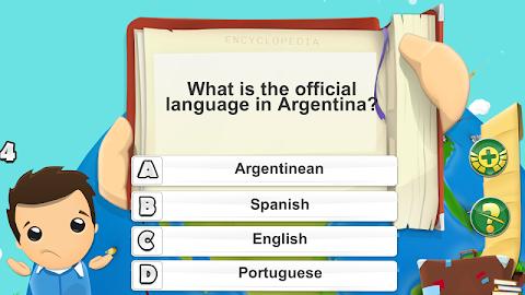Geography Quiz Game 3D Screenshot 7