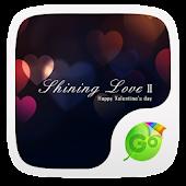 Shining Love 2 Keyboard Theme
