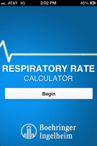 Resting Respiratory Rate