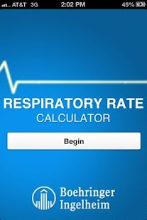 Resting Respiratory Rate - screenshot thumbnail