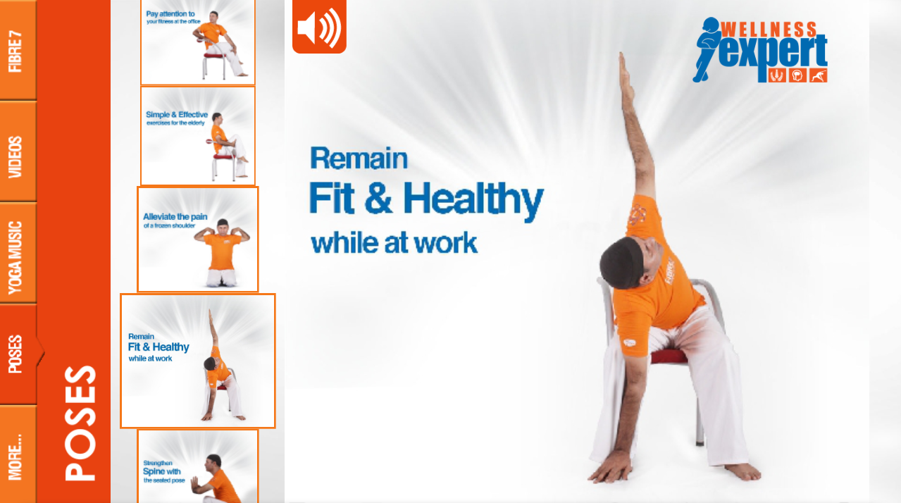 Fibre7 Wellness Expert - screenshot