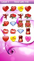 Screenshot of Memory Valentines