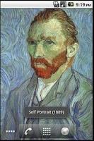 Screenshot of Gogh Live wallpaper