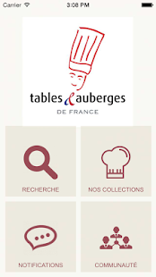 Tables et Auberges de France – Vignette de la capture d'écran
