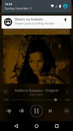 AirAudio - stream your music! Screenshot 3