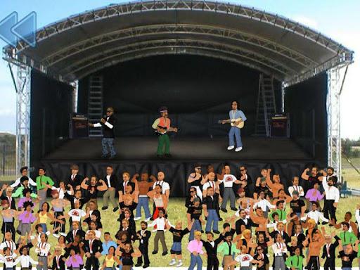 Popscene (Music Industry Sim) Screenshot