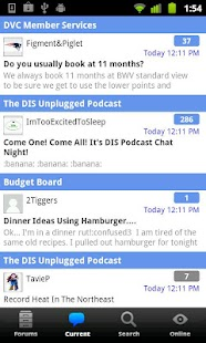 DISBoards Mobile - screenshot thumbnail