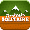 Tri Peaks Solitaire Free + logo