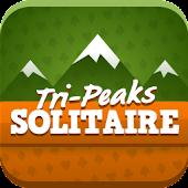 Tri Peaks Solitaire Free +