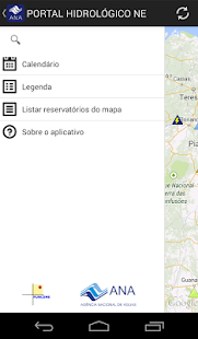 Portal Hidrológico do Nordeste- screenshot thumbnail
