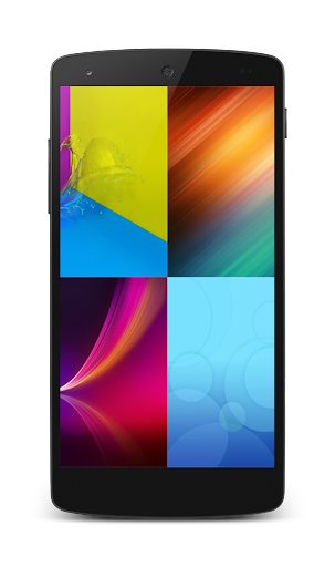 Stock LG G Flex Wallpapers