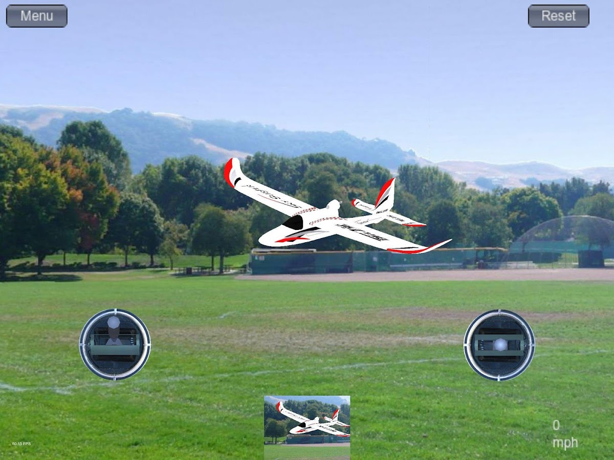 Absolute RC Plane Simulator- screenshot