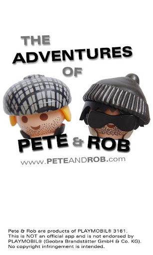 Pete Rob - Playmobil® 3161