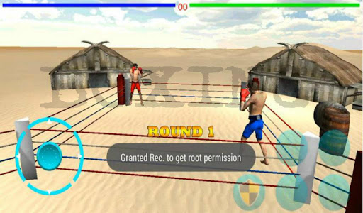 Boxing xXx Combat