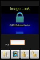 Screenshot of Image Lock