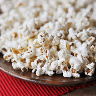Chile Lime Popcorn.
