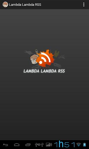 Lambda Lambda RSS