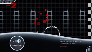 Screenshot of Gravity Racing Madness