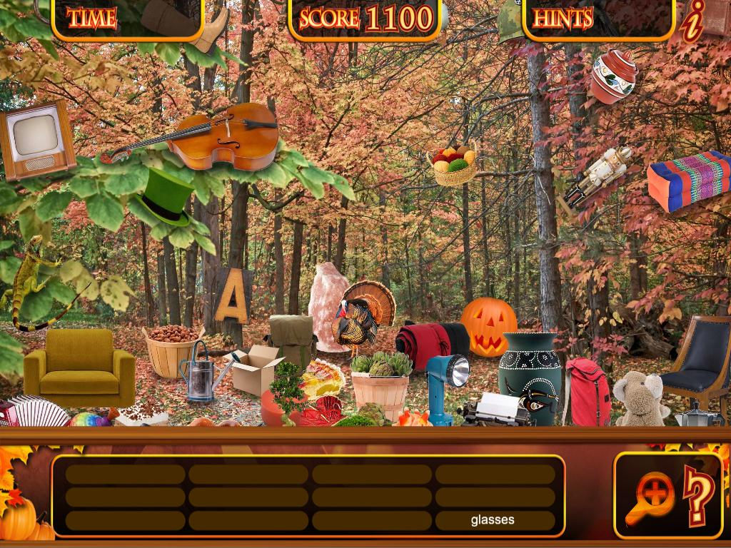 hidden objects autumn harvest fall fun object game android apps