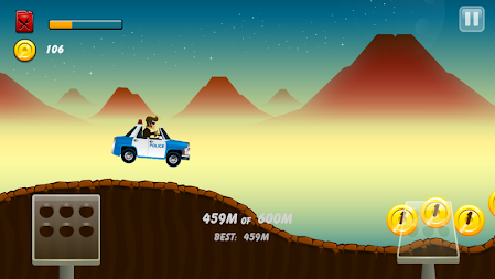 Hill Racing: mountain climb APK screenshot thumbnail 3