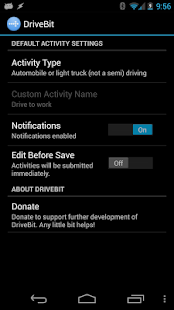 DriveBit Screenshot