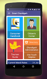 Smart Chandigarh- screenshot thumbnail