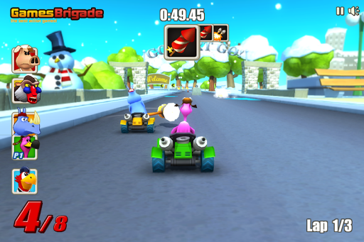 Go Kart Go! Ultra!  screenshots 2