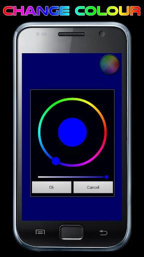 玩個人化App|クレイジー懐中電灯。免費|APP試玩
