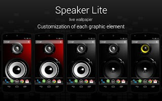 Screenshot of Speaker LITE