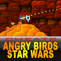 ANGRY BIRDS STAR  WARS CHEATS icon