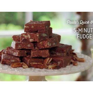5-Minute Fudge
