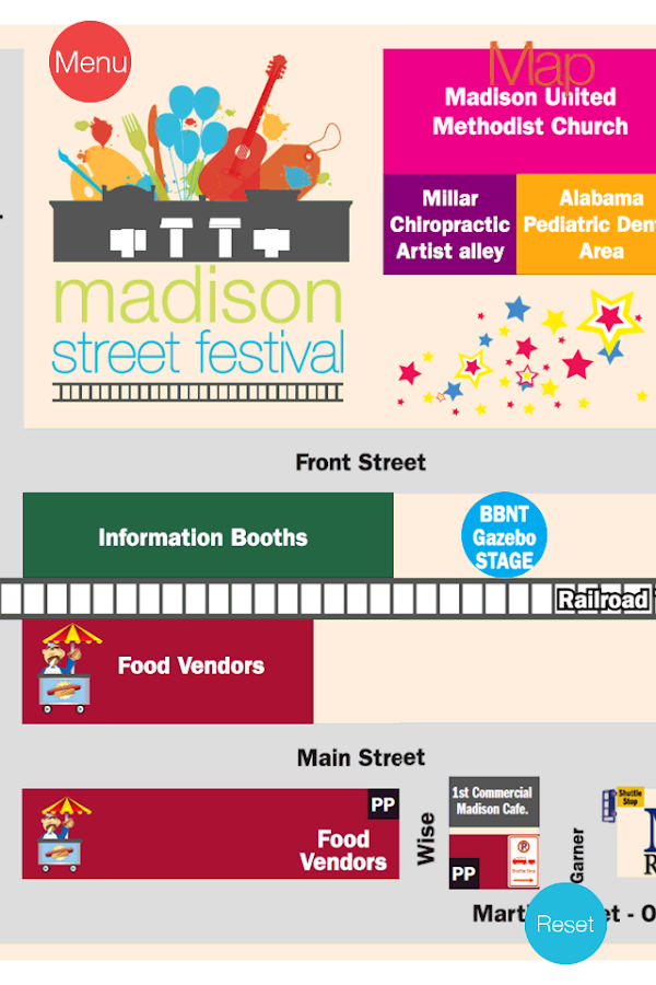 Madison Street Festival - screenshot