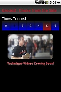 Krav Maga Touch - screenshot thumbnail