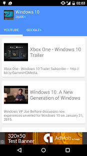 Trends- screenshot thumbnail
