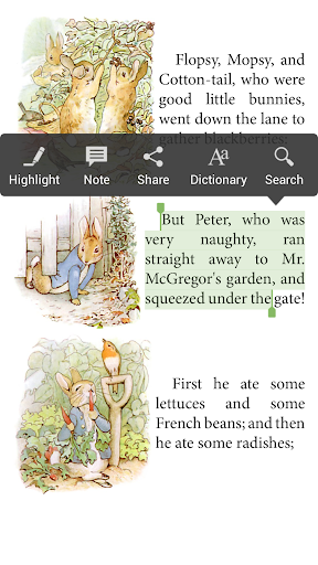 Aldiko Book Reader  screenshots 6