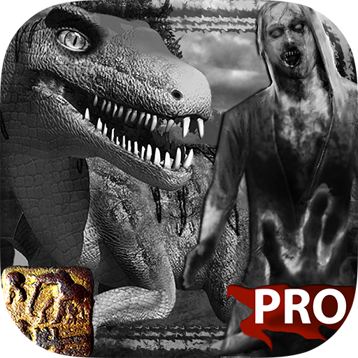 Zombie Fortress : Dino Pro