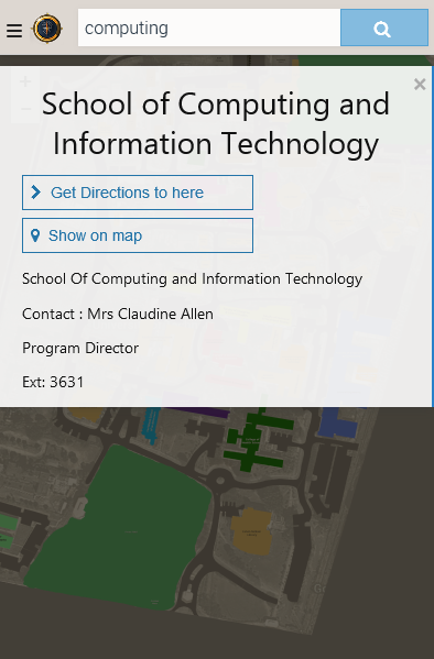 UTECH Maps- screenshot