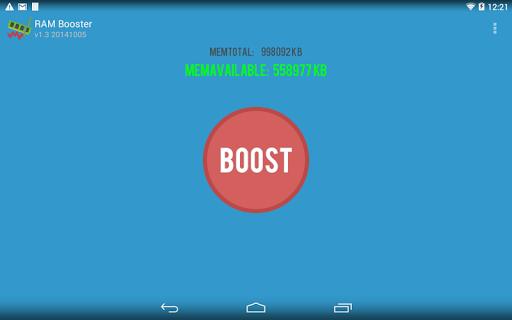 玩工具App|2013年RAM助推器免費|APP試玩