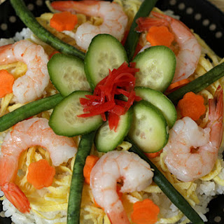 FM's Quick & Easy Chirashi Sushi