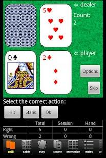 Blackjack Expert- screenshot thumbnail