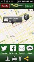 Screenshot of Taxi Sereia - Taxi em Curitiba