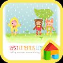 Little Angels dodol theme icon