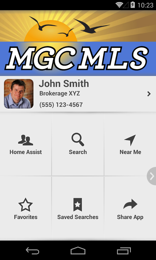 Go2MGCMLS - screenshot