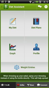 Diet Assistant Pro-Weight Loss - screenshot thumbnail