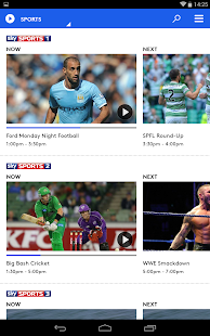 NOW TV: Movies, TV & Sport - screenshot thumbnail